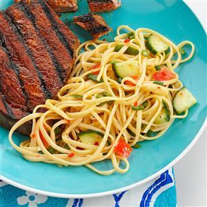 Italian Linguine Salad Recipe