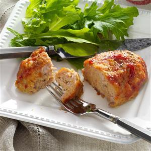 Italian Meat Loaves Recipe