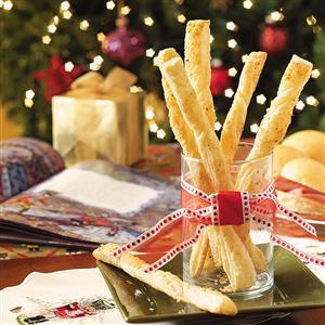 Italian Puff Pastry Twists Recipe