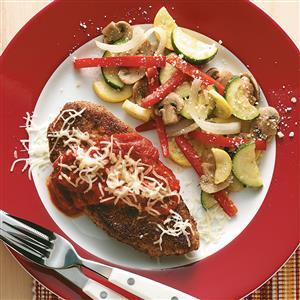 Italian Steaks Recipe