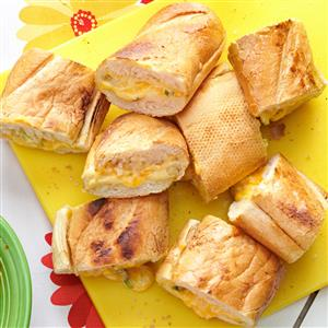 Jazzed-Up French Bread