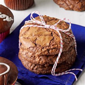 Jumbo Brownie Cookies Recipe