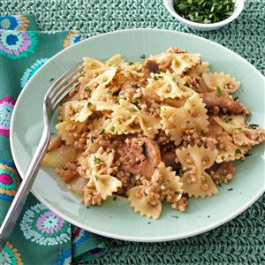 Kasha Varnishkes Recipe