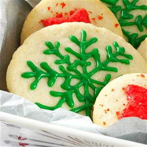 Key Lime Butter Cookies Recipe