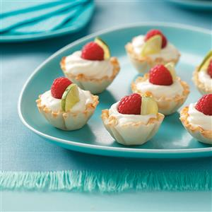 Key Lime Mousse Cups Recipe