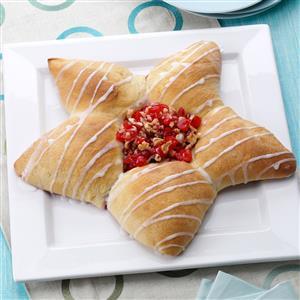 Kris Kringle Star Bread Recipe