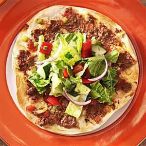Lahmajoon (Armenian Pizza) Recipe