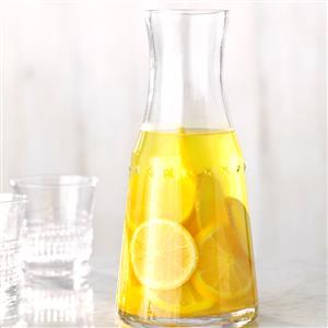 Lemon, Ginger and Turmeric Infused Water Recipe