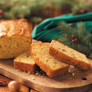 Lemon Carrot Bread Recipe