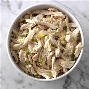 Lemon Chicken with Basil Recipe