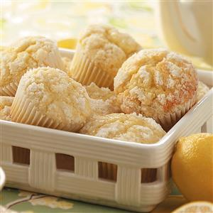 Watch Us Make: Lemon Crumb Muffins