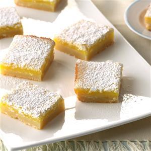 Lemon-Lime Bars Recipe