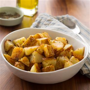 Lemon Oregano Potatoes Recipe