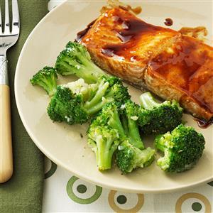 Lemon-Pepper Broccoli Recipe