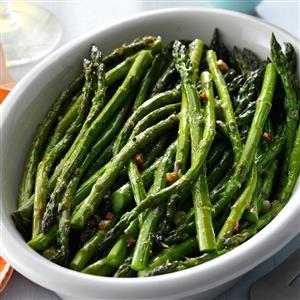 Lemon-Roasted Asparagus Recipe