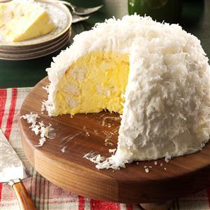 Lemon Snowball Recipe