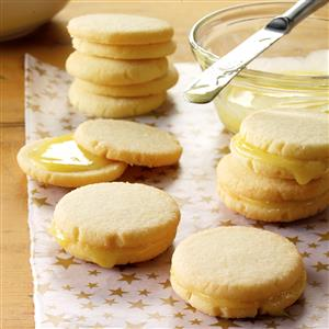 Lemon Snowdrops Recipe