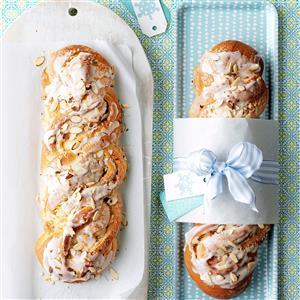 Lemon-Twist Loaves Recipe