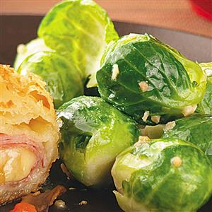 Lemony Brussels Sprouts Recipe