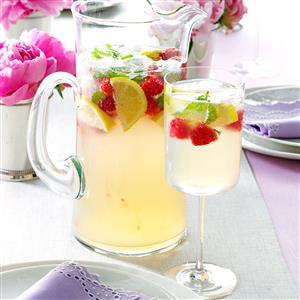 Lemony Cooler Recipe
