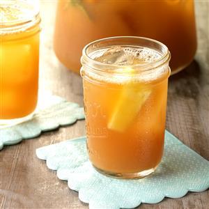 Lemony Pineapple Iced Tea Recipe