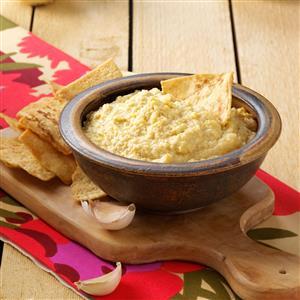 Lick-the-Bowl-Clean Hummus