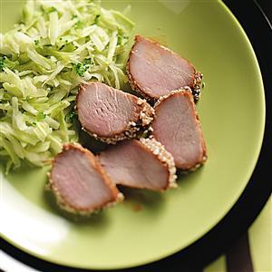 Light Asian Pork Tenderloin