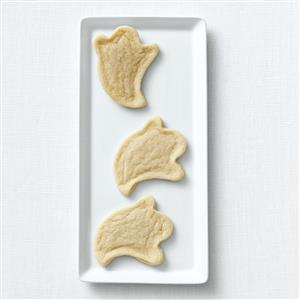 Lighter Cookie Cutouts Recipe