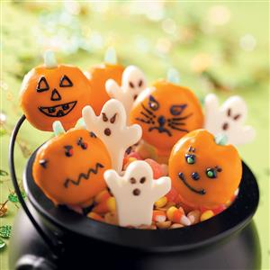 Lollipop Ghosts Recipe