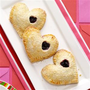 Lots of Love Cherry Pies Recipe