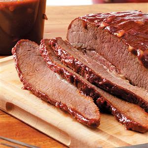 Louisiana Barbecue Brisket Recipe