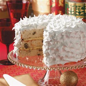 Majestic Pecan Cake Recipe