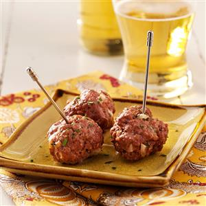 Make-Ahead Meatballs Recipe