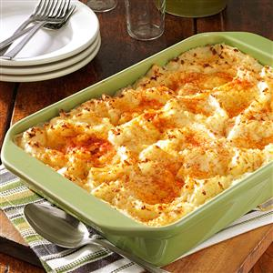 recipe: make ahead potato casserole for a crowd [1]