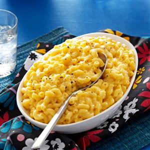 Makeover Creamy Macaroni and Cheese Recipe