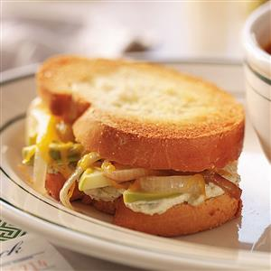 Makeover Deluxe Grilled Cheese Recipe