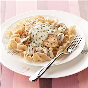 Makeover Italian Chicken Recipe