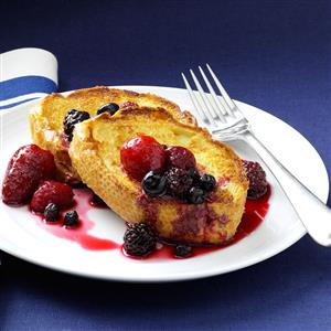 Makeover Overnight French Toast Recipe