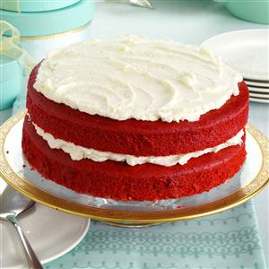 Makeover Red Velvet Cake Recipe
