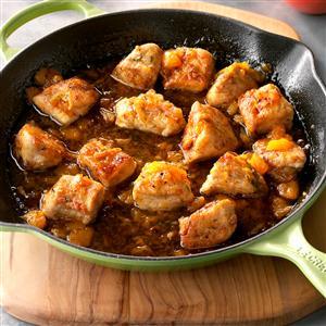 Mandarin Chicken Bites Recipe