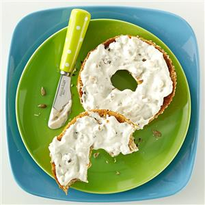 Maple Nut Bagel Spread Recipe