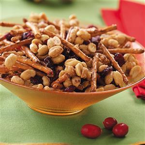 Maple Peanut Mix Recipe