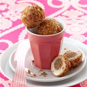 Maple Walnut Truffles Recipe