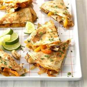 Margarita Chicken Quesadillas Recipe