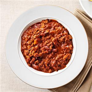 Margie's Chili Recipe