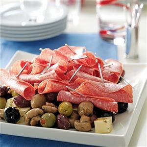 Marinated Antipasto Platter Recipe