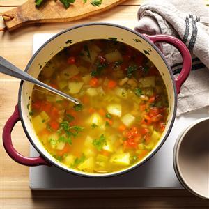 Market Basket Soup Recipe