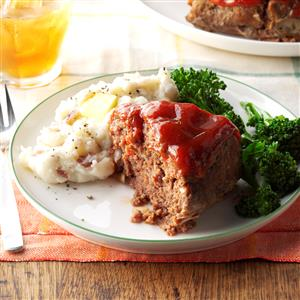 Meat Loaf From the Slow Cooker Recipe