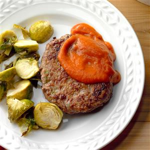 Meat and Potato Patties Recipe