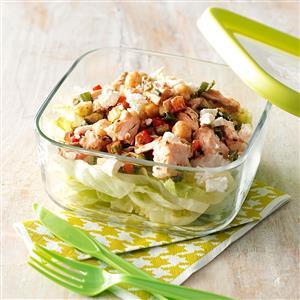 Mediterranean Tuna Salad Recipe